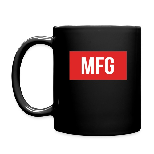 MFG on Youtube Logo - Full Colour Mug