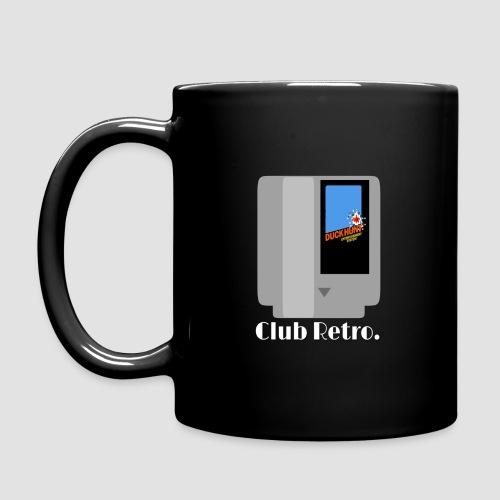 Club Retro. - Full Colour Mug