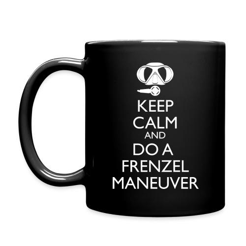 Keep calm and Frenzel - Tasse einfarbig