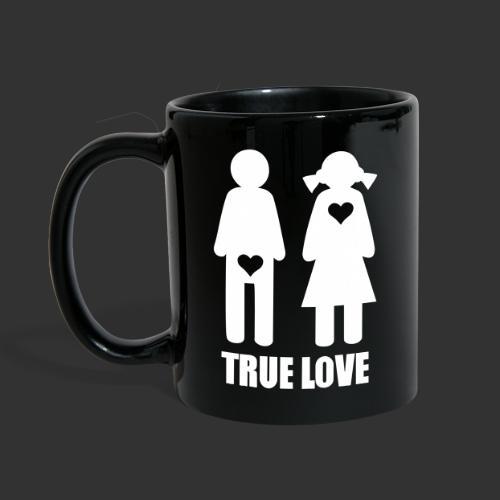 True Love - Enfärgad mugg