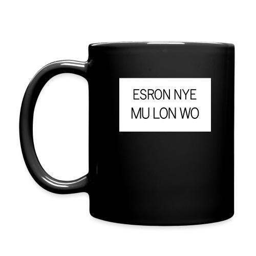 ESRON NYE MU LON WO - Mug uni