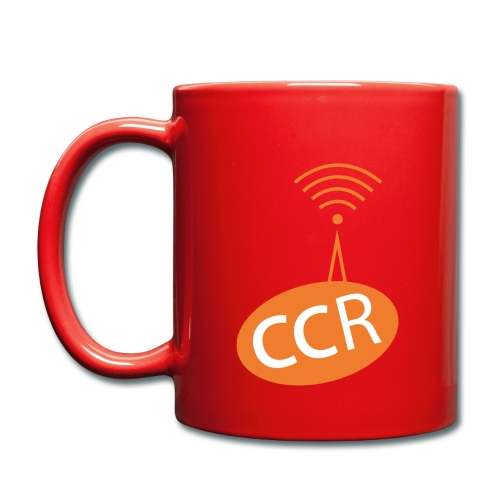 CCR Player Logo Final Larger 2 png - Full Colour Mug