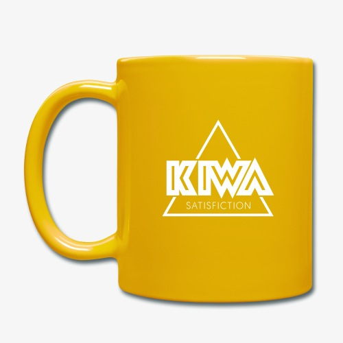 KIWA Satisfiction White - Full Colour Mug