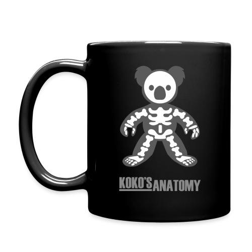 Koko Anatomie - Tasse einfarbig