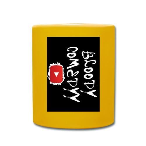 BloodyComedyy YT - Tasse einfarbig