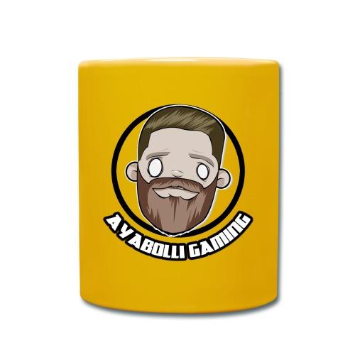 Ayabolli Gaming (Med text) - Enfärgad mugg