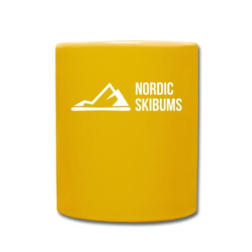 Nordic skibums partner - Full Colour Mug