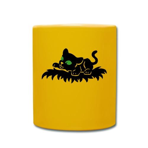 Playing Panther v2 - Tasse einfarbig