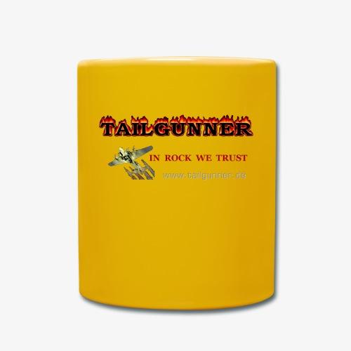 BANNER - Tasse einfarbig