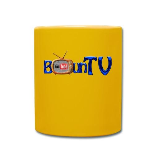 BounTV Logo - Tasse einfarbig