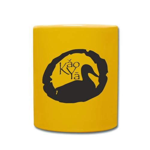 Logo1 - Tasse einfarbig
