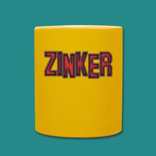 Zinker Logo trans - Tasse einfarbig