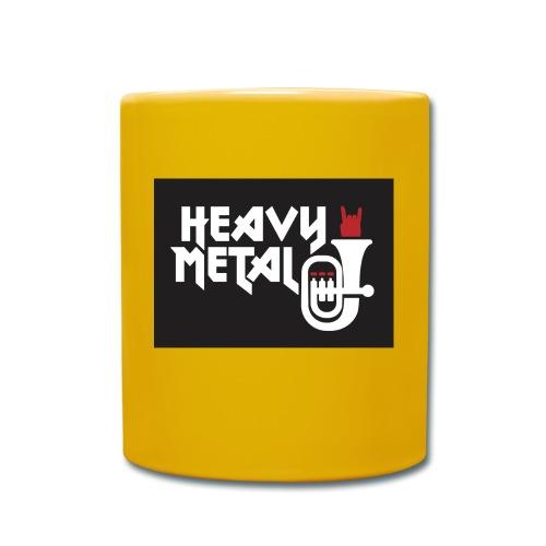 HeavyMetal MV Darscheid - Tasse einfarbig