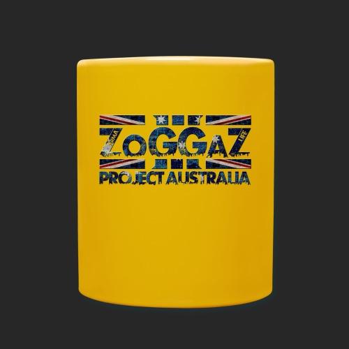 ZoggaZ_AUS2 - Tasse einfarbig
