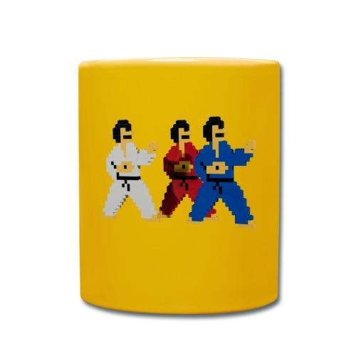 8 bit trip ninjas 1 - Full Colour Mug