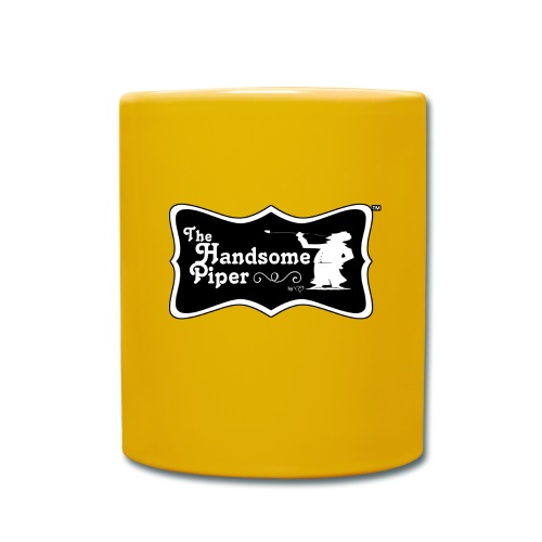 The Handsome Piper BL - Tasse einfarbig