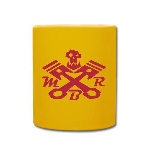 mbr logo org - Tasse einfarbig