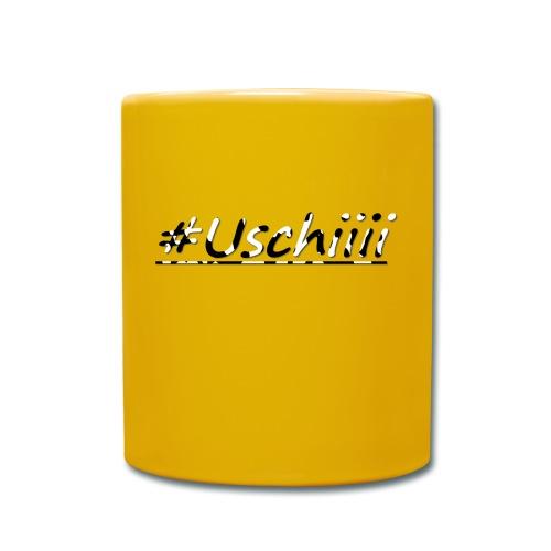 Uschi - Tasse einfarbig