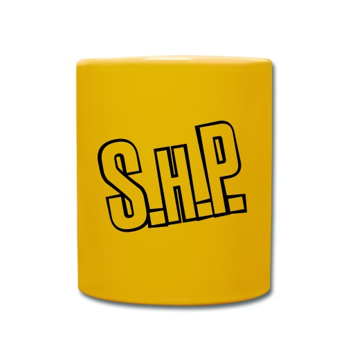 SHP logo - Full Colour Mug