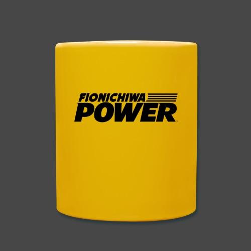 Flonichiwa Power Vers. 2 - Tasse einfarbig