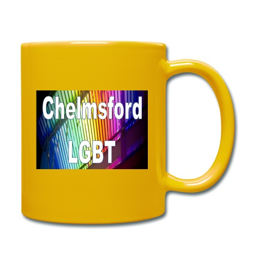 Chelmsford LGBT - Full Colour Mug