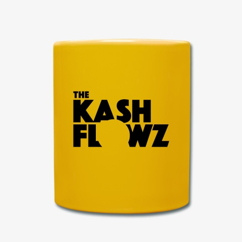 The Kash Flowz Official Black - Mug uni