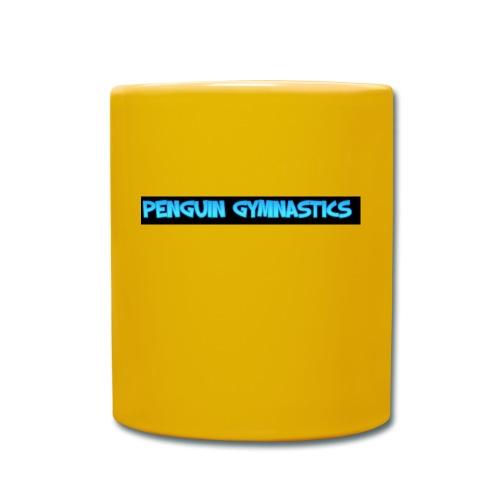 The penguin gymnastics - Full Colour Mug
