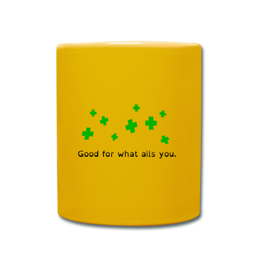 Good For What Ails You - Full Colour Mug