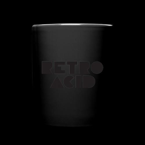 Retro Acid TXT Logo - Full Colour Mug