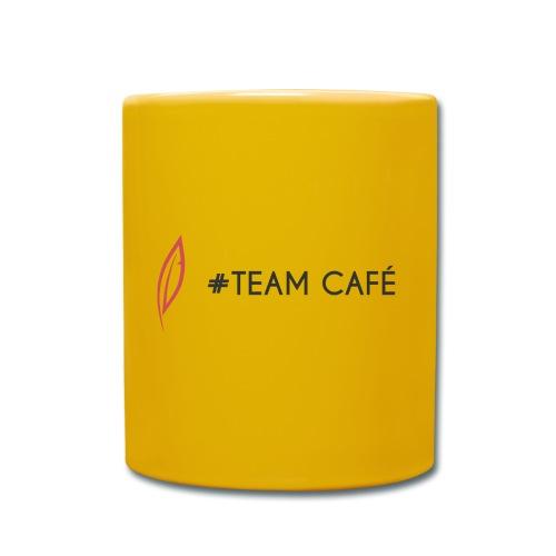 Logo - Team café - Mug uni