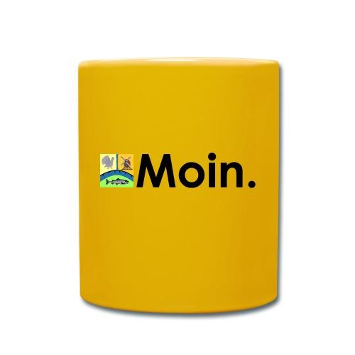 Moin Hoopte - Tasse einfarbig