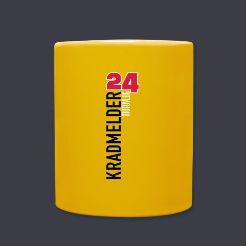 Kradmelder24 Motovlog - Tasse einfarbig