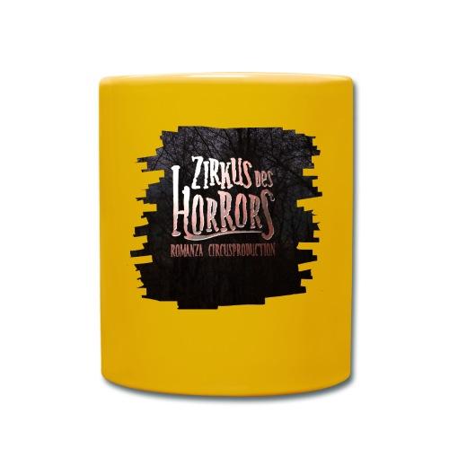 zdh logo 3d 01 png - Tasse einfarbig