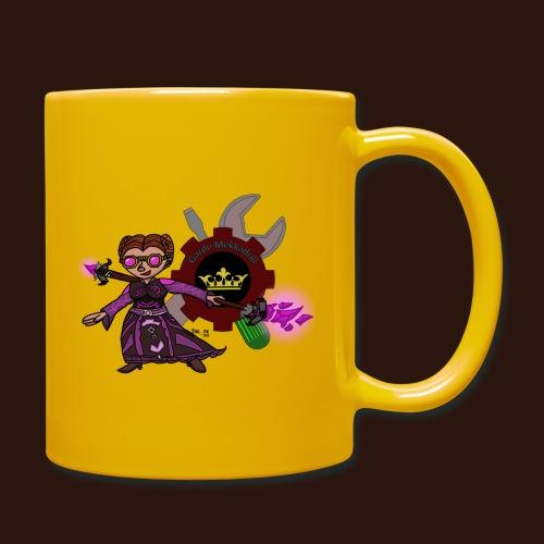 Gardelogo farbe png - Tasse einfarbig