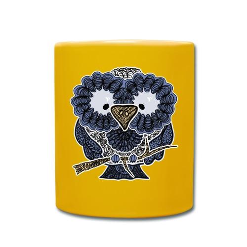 An owl - Full Colour Mug