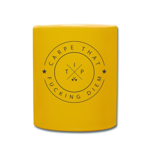 Carpe that f*cking diem - Full Colour Mug