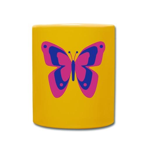 Schmetterling Falter Insekten Frühling Sommer - Full Colour Mug