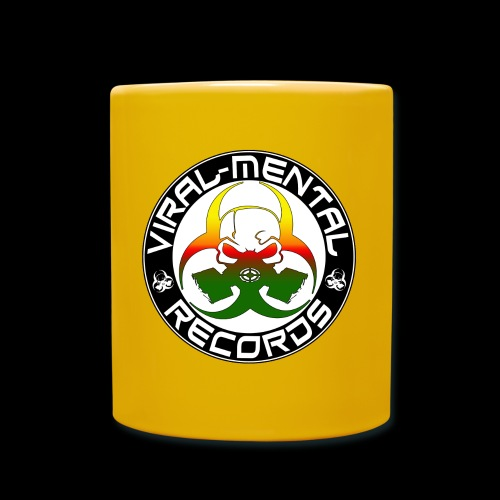 Viral Mental Records Logo - Full Colour Mug