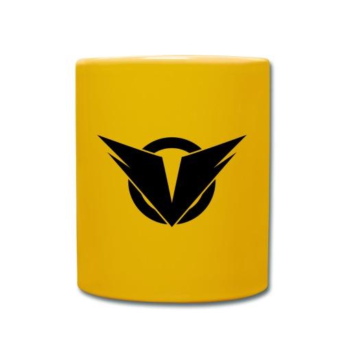Vintry Logo on back - Tasse einfarbig