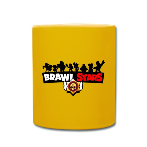 BRAWL STARS - Taza de un color