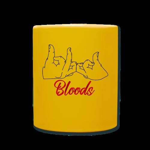 Bloods - Mug uni