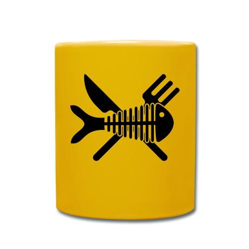 Poisson couvert - Mug uni