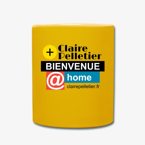 BIENVENUE @home - Mug uni