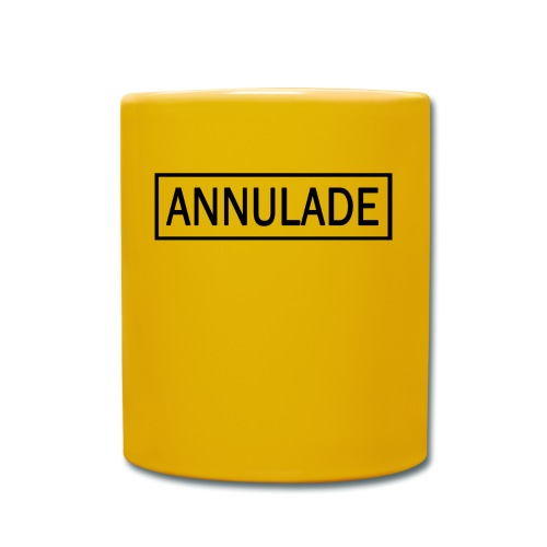 ANNULADE - Mug uni