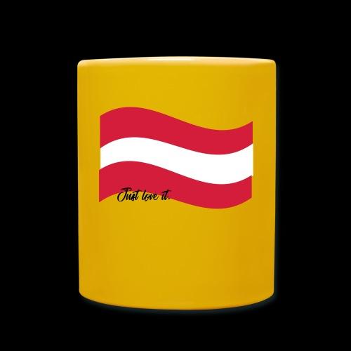 JustLoveIt - Tasse einfarbig
