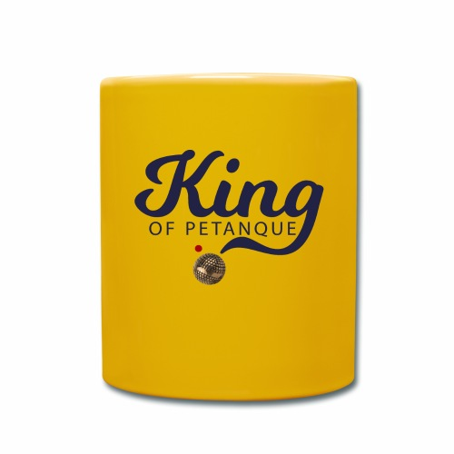 KING OF PETANQUE - Mug uni