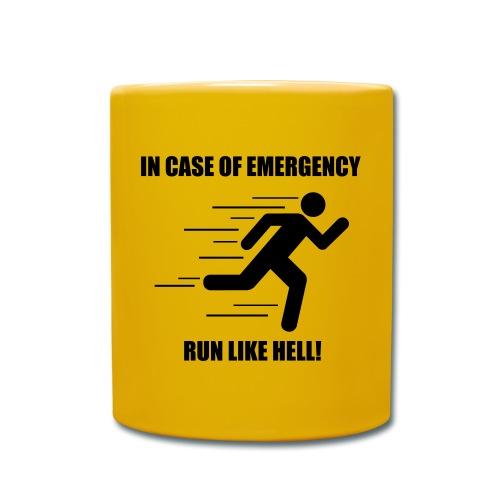 Run like hell! - Full Colour Mug
