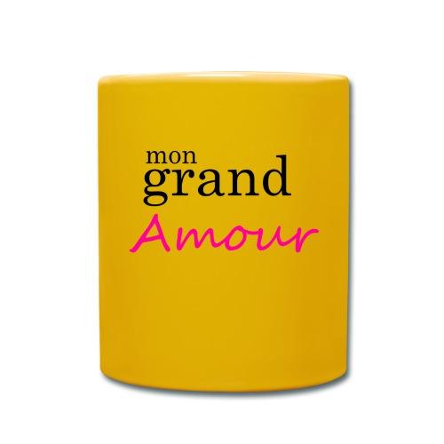 Mon grand amour - Mug uni