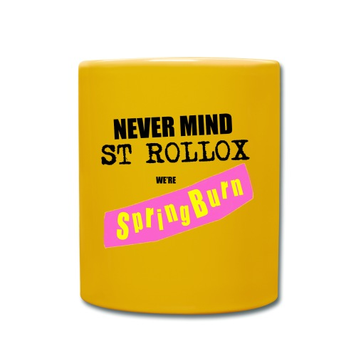 Never Mind St Rollox We're Springburn - Full Colour Mug