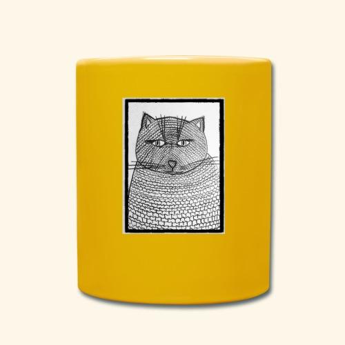 Chat Maille - Mug uni